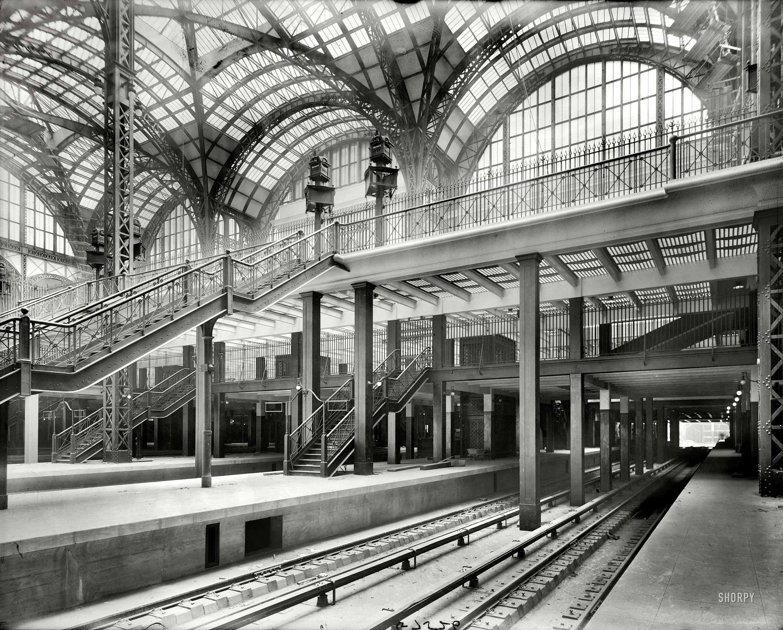 Pennsylvania Station New York Fleming S Bond