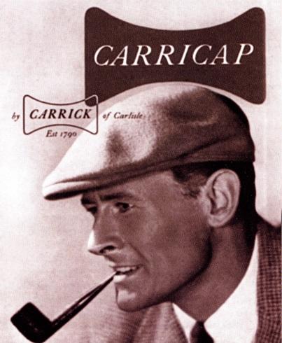 Carricap by Kangol.